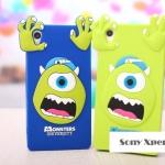 เคสโซนี่ Z2 Case Sony Xperia Z2 เคสซิลิโคน 3D ตัวการ์ตูน Mike Monsters University น่ารักๆ