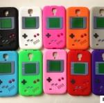 เคสซัมซุง S4 case samsung S4 I9500 ซิลิโคนเกมส์บอย GameBoy สีสันสดใสน่ารักมากๆ