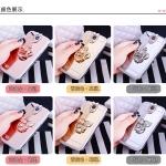 เคส Samsung S4 ซิลิโคน TPU แบบเงางามประดับคริสตัล พร้อมแหวนสำหรับถือ ราคาถูก