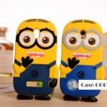 เคส OPPO YOYO ซิลิโคน 3D การ์ตูนมิเนี่ยนจอมป่วนสุดกวน ราคาถูก -B-