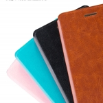 เคส ASUS ZenFone 2 Go [5 นิ้ว ZC500TG] แบบฝาพับหนังเทียม MOFI สุดคลาสสิคสวยหรูมากๆ ราคาถูก