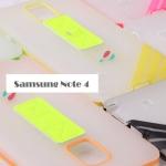 เคสซัมซุงโน๊ต4 Case Samsung Galaxy note 4 ซิลิโคน TPU แบบมีสายคล้องคอ ราคาส่ง ขายถูกสุดๆ