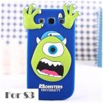 case s3 เคส Samsung Galaxy s3 Monsters University ซิลิโคน 3D น่ารักๆ ราคาส่ง ขายถูกสุดๆ