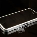 case iphone 5 เคสไอโฟน5 เคส I-COOL ขอบเคส bumper ทำจากโลหะอลูมิเนียมอัลลอย น้ำหนักเบา แยกประกอบ 2 ชิ้น ประกอบโดยการสไลด์ สกรีน logo i-cool ไว้ที่ขอบเคส สวยงามสุดๆ I-COOL using high-precision aluminum alloy material, elaborate Genuine i-cool the tank