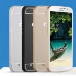 Case Samsung Galaxy Mega 6.3 แบบประกอบ 2 ชิ้น ขอบเคสโลหะ Bumper + พร้อมแผ่นฝาหลัง PC สวยมากๆ ราคาถูก ราคาส่ง ราคาปลีก