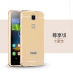 Case Huawei GR5 ขอบเคสโลหะ Bumper + พร้อมแผ่นฝาหลัง ราคาถูก