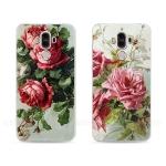 เคส Huawei Mate 9 ซิลิโคน soft case ดอกไม้สวยงามมาก ราคาถูก