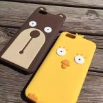 เคส iPhone 6 / 6s ซิลิโคน soft case ไก่น้อย หมีน้อย น่ารักมากๆ ราคาถูก