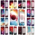 ฟิล์มกันรอย iphone5s ลายกาแลคซี่ ลายกราฟฟิค เท่ห์ สวยๆ หลากหลายแบบ ราคาถูก