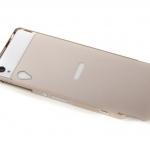 Case Sony Xperia Z3 แบบประกอบ 2 ชิ้น ขอบเคสโลหะ Bumper + พร้อมแผ่นฝาหลัง PC สวยมากๆ ราคาถูก ราคาส่ง ราคาปลีก