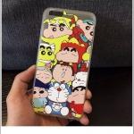 เคส iPhone SE / 5s / 5 พลาสติกลายการ์ตูนชินจังสุดกวน ราคาส่ง ขายถูกสุดๆ