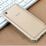 เคส Huawei Y6ii ซิลิโคน soft case หุ้มขอบปกป้องตัวเครื่อง โปร่งใสสวยมากๆ ราคาถูก