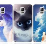 เคส Samsung Galaxy Note 4 ซิลิโคน soft case แบบนิ่ม สกรีนลายน้องแมวแสนน่ารัก ราคาถูก