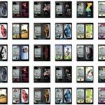 film iphone 4/4s ฟิล์มกันรอยไอโฟน4/4s ฟิล์มกันรอยหน้าหลัง หลายลาย ลายรถแข่ง fashion girl ลายการ์ตูน แนวๆ อาร์ตๆ cars beautiful sports car Colorful film packages