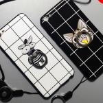 เคส VIVO Y55 ซิลิโคนแบบนิ่ม soft case ลายการ์ตูนพร้อมแหวนสำหรับตั้งมือถือ ราคาถูก