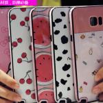 เคส Samsung Galaxy Note 5 เคสซิลิโคน TPU ด้านในนิ่ม ด้านนอกเงาๆ หุ้มขอบอีกชั้น แนวๆ ลายการ์ตูนน่ารักๆ ลายกราฟฟิค เคสมือถือราคาถูกขายปลีก (ไม่รวมสายห้อย)
