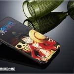 Case Huawei Honor 6 Plus ขอบเคสโลหะ Bumper + พร้อมแผ่นฝาหลังสกรีนลายสวยงามมาก ราคาถูก