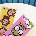 Case iPhone 6s / iPhone 6 (4.7 นิ้ว) พลาสติก TPU ลายการ์ตูนน่ารัก น่าใช้ ราคาถูก