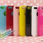 case iphone 5 เคสไอโฟน5 SGP สีพื้นเงาเรียบ มีหลายสี Korean boom the SGP