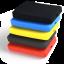 FiiO HS8 เคสซิลิโคนกันกระแทกอย่างดีสำหรับ FiiO X5 Music Player มี4สีสันให้เลือก thumbnail 2