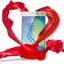สำหรับ SAMSUNG GALAXY A7 ฟิล์มกระจกนิรภัยป้องกันหน้าจอ 9H Tempered Glass 2.5D (ขอบโค้งมน) HD Anti-fingerprint thumbnail 5