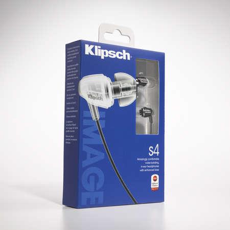 ขาย หูฟัง Klipsch Image S4 หูฟังระดับพรีเมี่ยม คว้ารางวัล Cnet Editor Choice 2009 การันตี !!