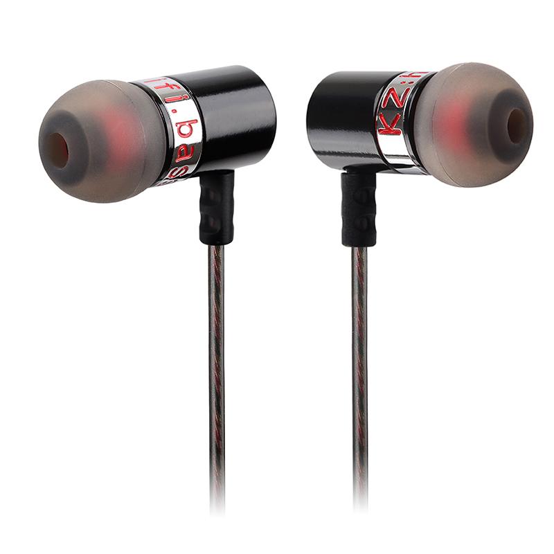ขาย หูฟัง KZ DT5 หูฟัง อินเอียร์ In-ear รุ่นใหม่ Super Bass ระดับ High-end three-band equalizer เสียงดี สวมใส่สบาย รองรับ Mobile Phone iOS Android